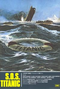 S.O.S. Titanic - 27 x 40 Movie Poster - Style B