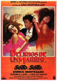 Sotto... sotto - 11 x 17 Movie Poster - Spanish Style A