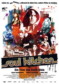 Soul Kitchen - 11 x 17 Movie Poster - German Style A