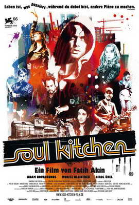 Soul Kitchen - 27 x 40 Movie Poster - German Style A