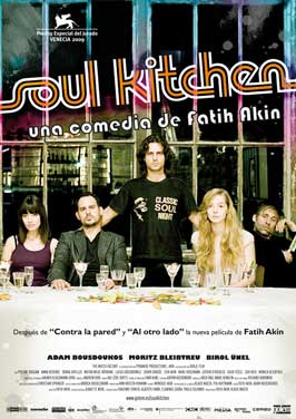 Soul Kitchen - 11 x 17 Movie Poster - Spanish Style A