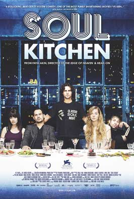 Soul Kitchen - 43 x 62 Movie Poster - Bus Shelter Style A