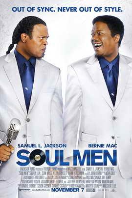 Soul Men - 27 x 40 Movie Poster - Style A