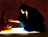 Soul of Buddha - 8 x 10 Color Photo #1