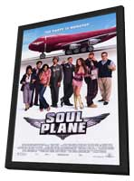 Soul Plane - 27 x 40 Movie Poster - Style A - in Deluxe Wood Frame