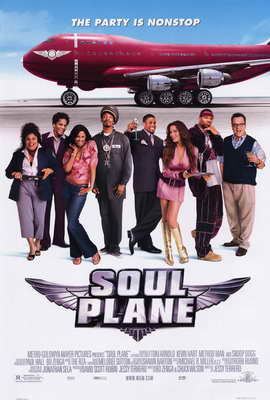 Soul Plane - 27 x 40 Movie Poster - Style A