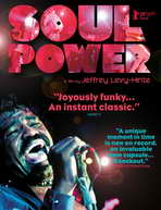 Soul Power - 11 x 17 Movie Poster - Style A