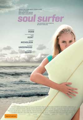 Soul Surfer - 27 x 40 Movie Poster - Australian Style A