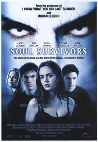 Soul Survivors - 43 x 62 Movie Poster - Bus Shelter Style A