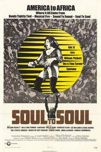 Soul to Soul - 11 x 17 Movie Poster - Style A
