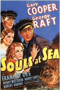 Souls at Sea - 27 x 40 Movie Poster - Style A