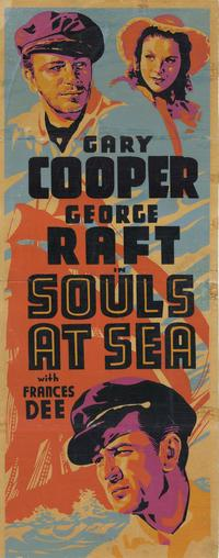 Souls at Sea - 11 x 17 Movie Poster - Style B