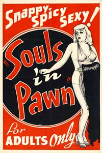 Souls in Pawn - 27 x 40 Movie Poster - Style C