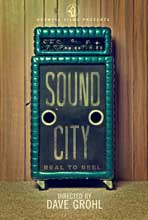Sound City - 11 x 17 Movie Poster - Style A