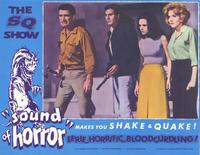 Sound of Horror - 11 x 14 Movie Poster - Style C