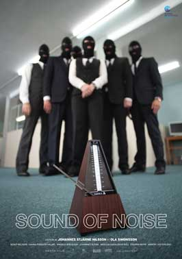 Sound of Noise - 11 x 17 Movie Poster - French Style A