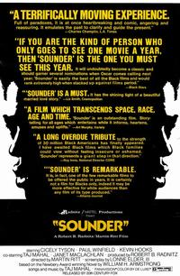 Sounder - 11 x 17 Movie Poster - Style A
