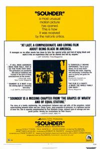 Sounder - 27 x 40 Movie Poster - Style B