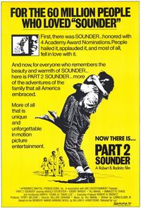 Sounder Part 2 - 11 x 17 Movie Poster - Style A