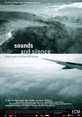 Sounds and Silence - 11 x 17 Movie Poster - German Style A