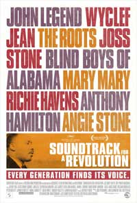 Soundtrack for a Revolution - 11 x 17 Movie Poster - Style A