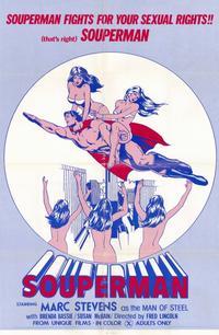 Souperman - 11 x 17 Movie Poster - Style A