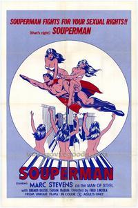 Souperman - 27 x 40 Movie Poster - Style A