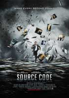 Source Code - 11 x 17 Movie Poster - UK Style A