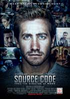 Source Code - 11 x 17 Movie Poster - Style D
