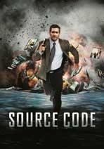 Source Code - 43 x 62 Movie Poster - Bus Shelter Style B