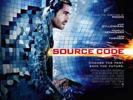 Source Code - 11 x 17 Movie Poster - UK Style B