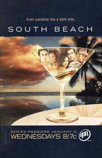 South Beach - 11 x 17 TV Poster - Style A