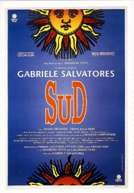 South - 43 x 62 Movie Poster - Italian Style A