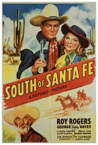 South of Santa Fe - 27 x 40 Movie Poster - Style A