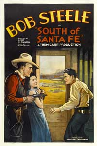 South of Santa Fe - 11 x 17 Movie Poster - Style B