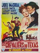 South of St. Louis - 27 x 40 Movie Poster - Belgian Style B