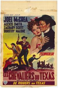 South of St. Louis - 27 x 40 Movie Poster - Belgian Style A