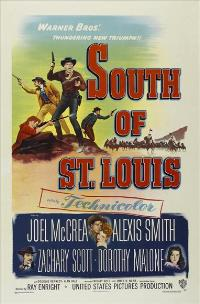 South of St. Louis - 11 x 17 Movie Poster - Style A