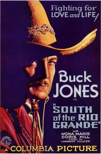 South of the Rio Grande - 11 x 17 Movie Poster - Style A