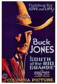 South of the Rio Grande - 27 x 40 Movie Poster - Style A