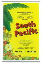 South Pacific (Broadway) - 11 x 17 Poster - Style A