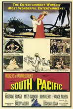 South Pacific - 27 x 40 Movie Poster - Style A