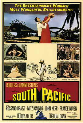 South Pacific - 11 x 17 Movie Poster - Style A