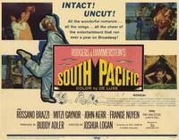 South Pacific - 11 x 14 Movie Poster - Style A