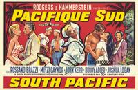 South Pacific - 11 x 17 Movie Poster - Belgian Style A
