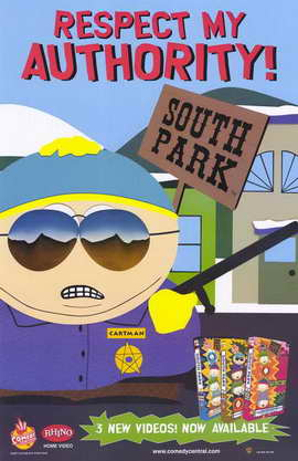 South Park - 11 x 17 TV Poster - Style B