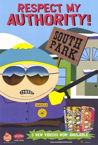 South Park - 27 x 40 TV Poster - Style B