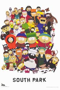 South Park - 11 x 17 TV Poster - Style A