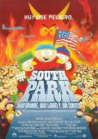 South Park - 27 x 40 Movie Poster - Spanish Style A