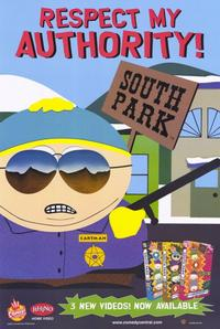 South Park - 11 x 17 TV Poster - Style B - Museum Wrapped Canvas